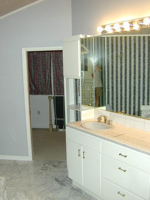 Bath remodel week 1 for Bathroom remodel under 2000