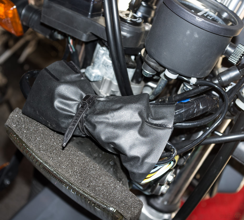 dr650 wiring harness dr650 cockpit power  dr650 cockpit power