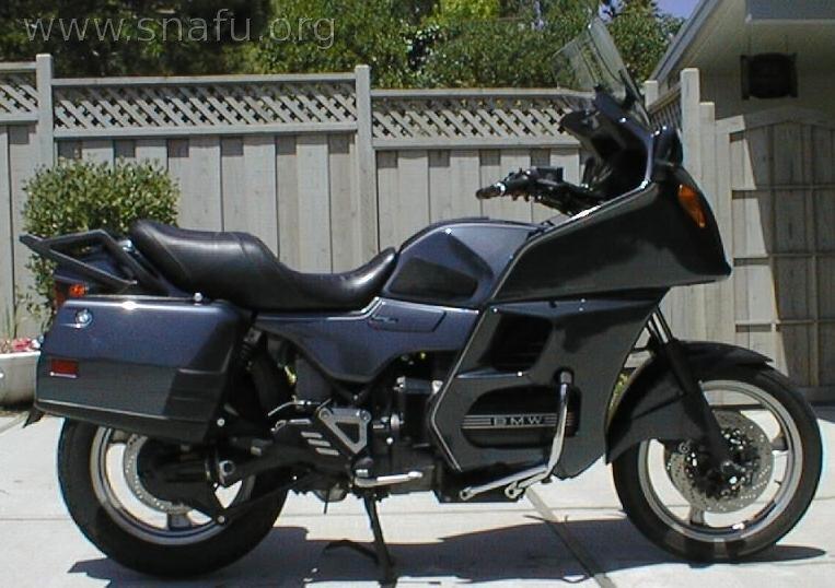 1994 Bmw K1100 Lt Special Edition