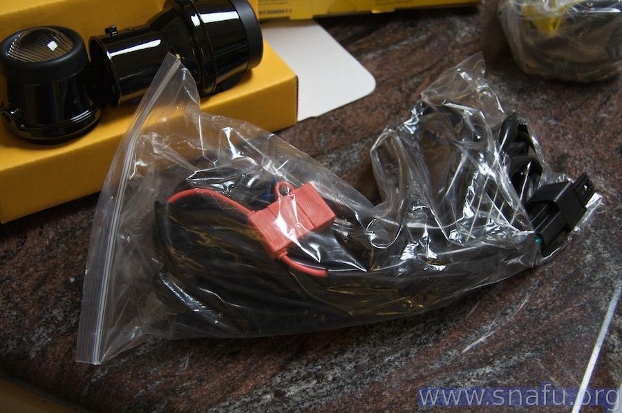hella wiring harness instructions