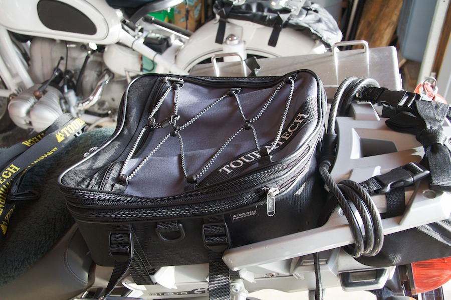 R1200gs Touratech Rear Seat Tail Bag