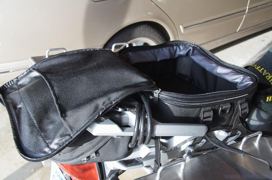 R1200gs Touratech Rear Seat Tail Bag