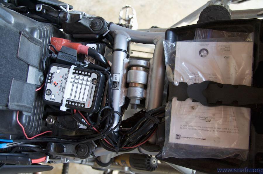 Bmw r gs fuse box location vacuum pump