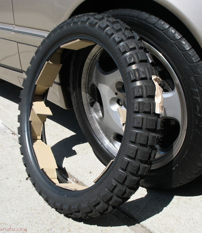 R1200GS Front Tire