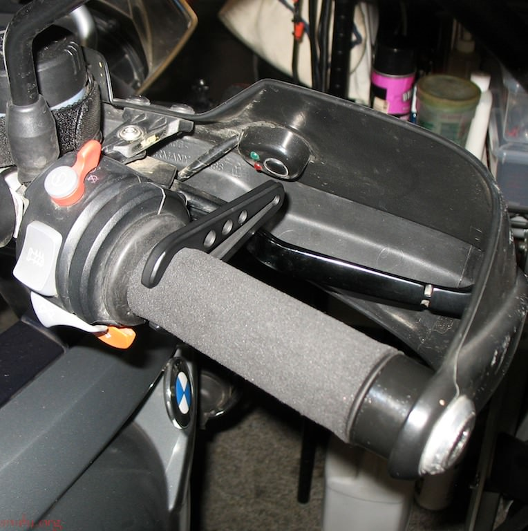 Kaoko Throttle Lock Ducati  Doesnt Fit