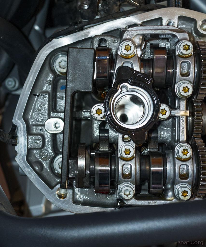 R1200GSW Cam Timing Adjustment