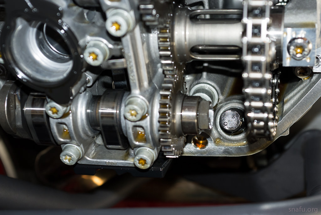 R1200GSW Cam Timing Adjustment