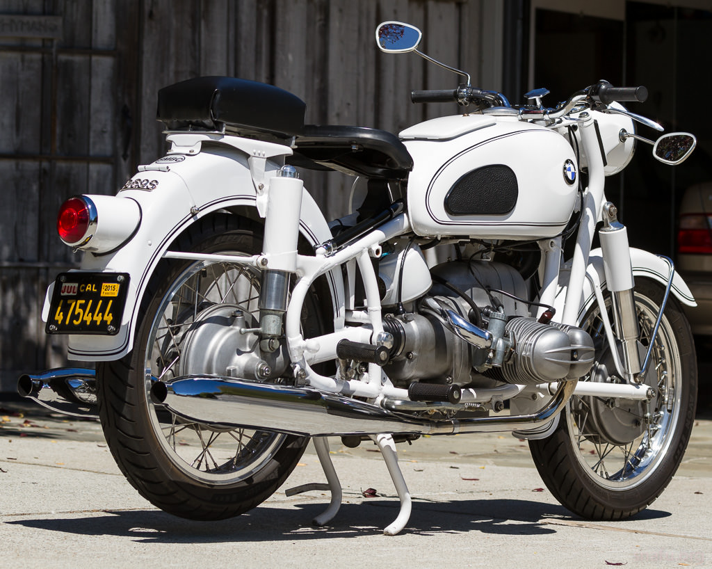 Post photos of your vintage (pre-1970) BMW motorcycle - Page 11