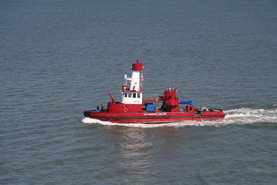 SF Fire Boat