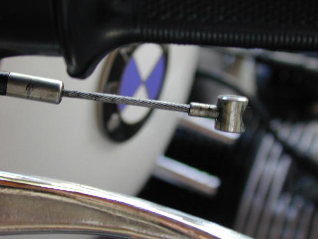 Longer Clutch Cable  Harley Davidson